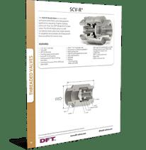 DFT- SCV-R check valve